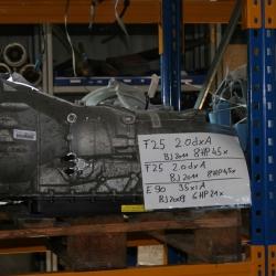 Firma Bauer Gert Mauer Original BMW Ersatzteile Getriebe